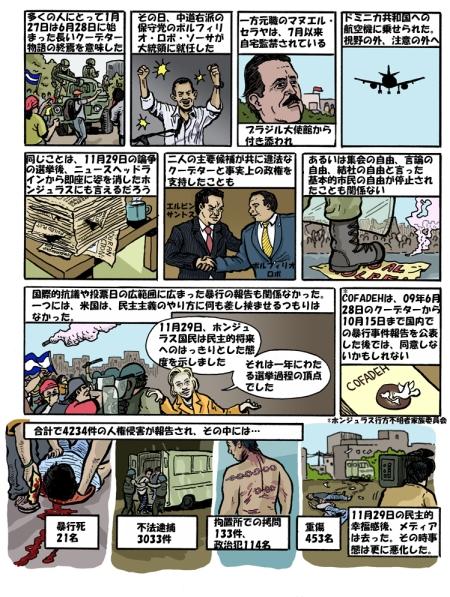 ホンジュラスクーデターの歴史11